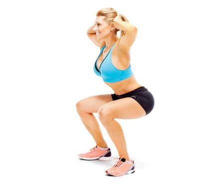 6 эффективных упражнений для ягодиц и бедер