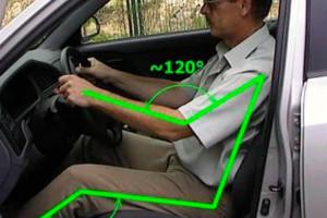 как сидеть в автомобиле