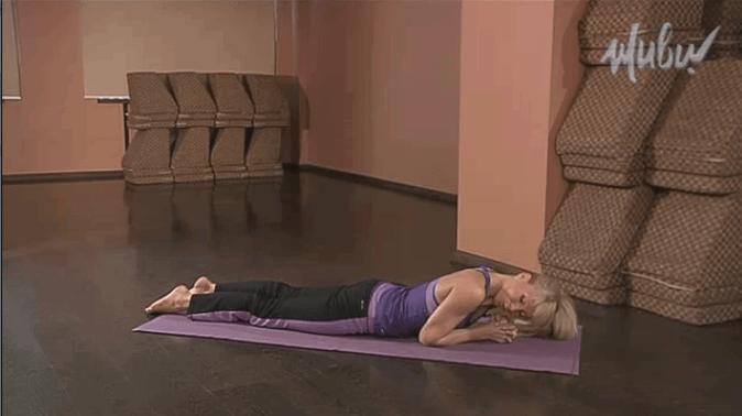 Упражнения для шейно-грудного отдела позвоночника