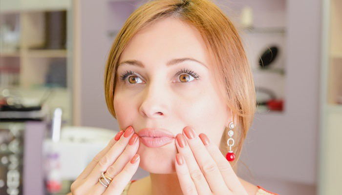 Как убрать морщины над верхней губой: самые эффективные способы