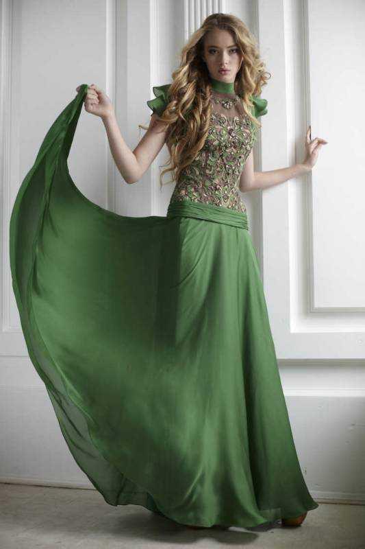 ТОП-10 моделей модных женских платьев 2018 года