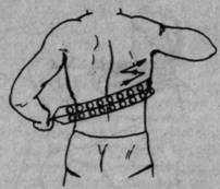 Как убрать жир с боков и нижней части спины