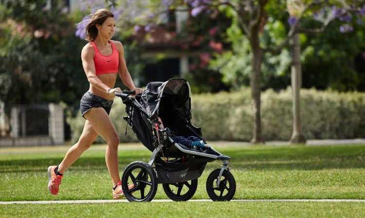 Фитнес мамы