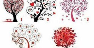 Дерево любви