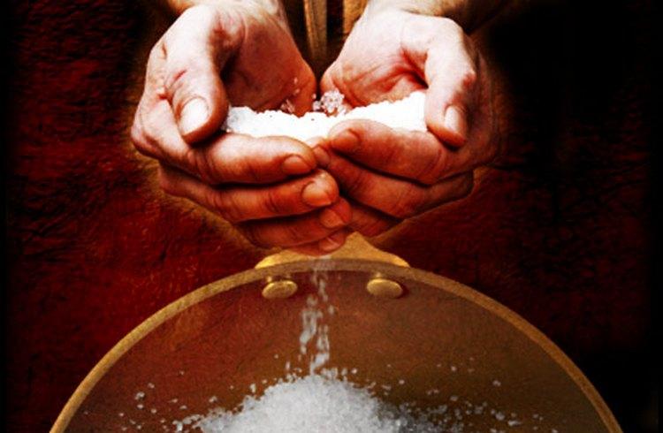 Соль для защиты