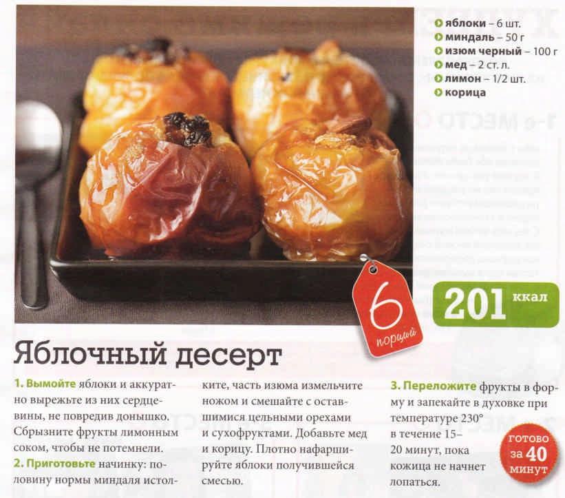Рецепты перекусов