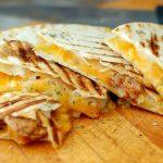 Кесадилья с сыром
