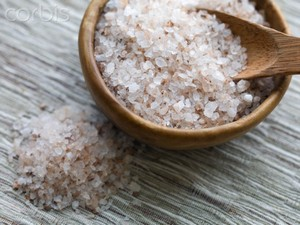 Песок и соль