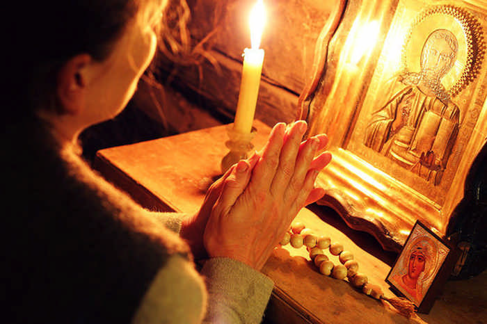 Как молиться