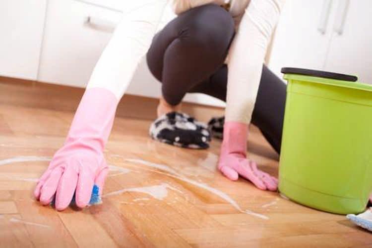 Знания предков: как очистить дом