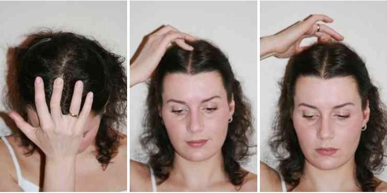 Как сделать омолаживающий массаж лица и головы