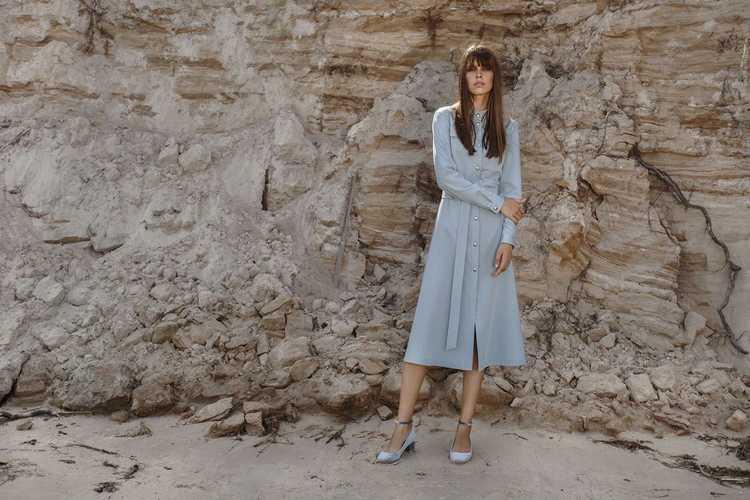 Как выбрать женское зимнее платье