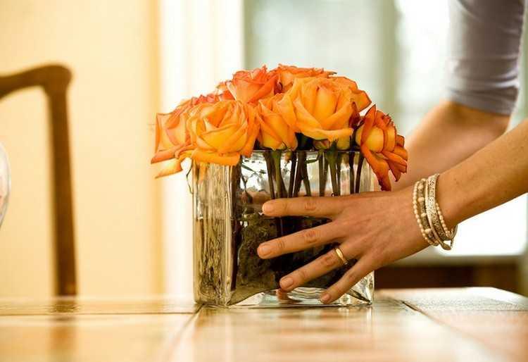Как сохранить срезанные цветы подольше?