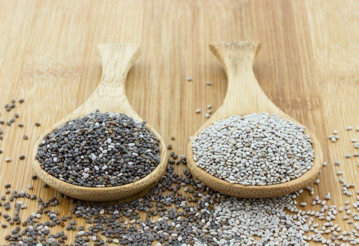 Семена чиа от высокого сахара