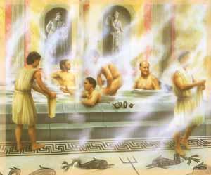 Древнегреческая баня
