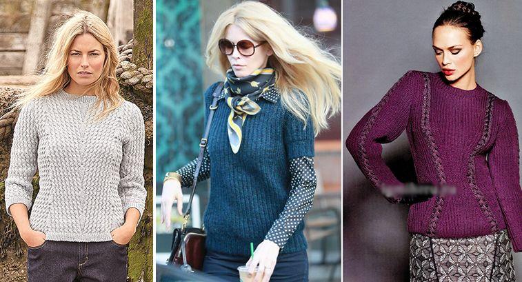 свитер 50