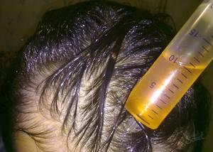 Масло из облепихи для волос