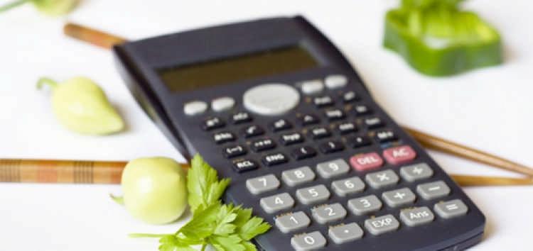 Расчет калорийности питания