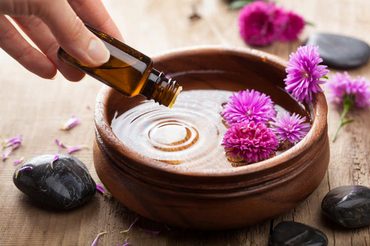 Ароматерапия Лечение маслами