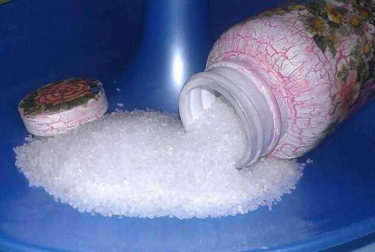 Лечение солью и солевыми растворами по Болотову