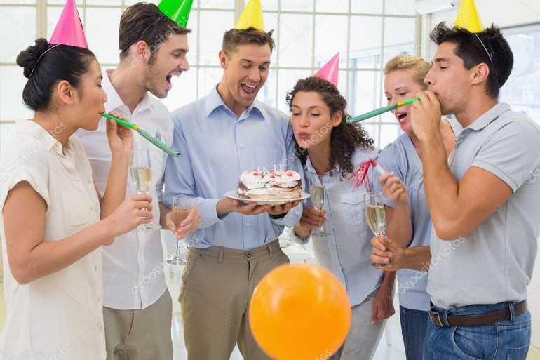что приготовить на день рождения на работу