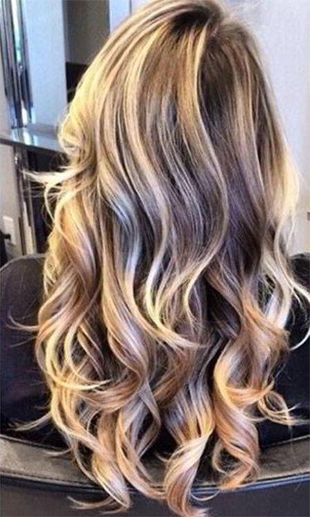 Все о модном окрашивание волос