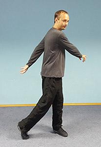 Упражнение столб