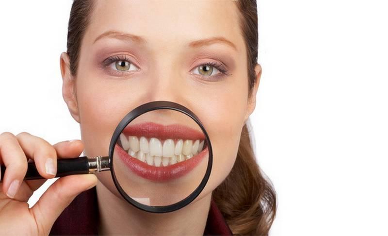 Факты о зубах