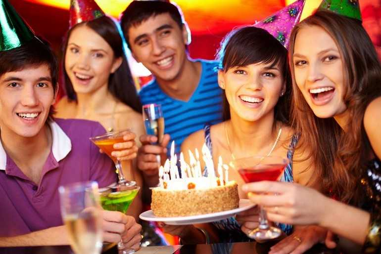 Что пожелать на день рождения своими словами