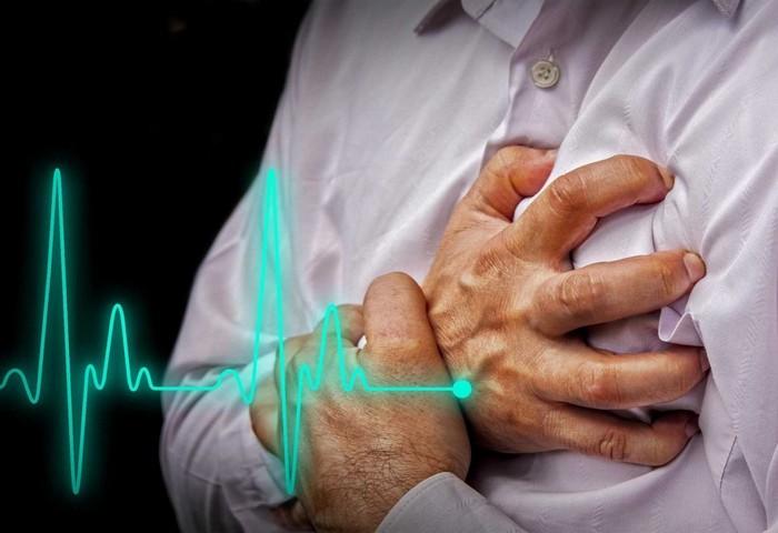 Помощь при болях в сердце