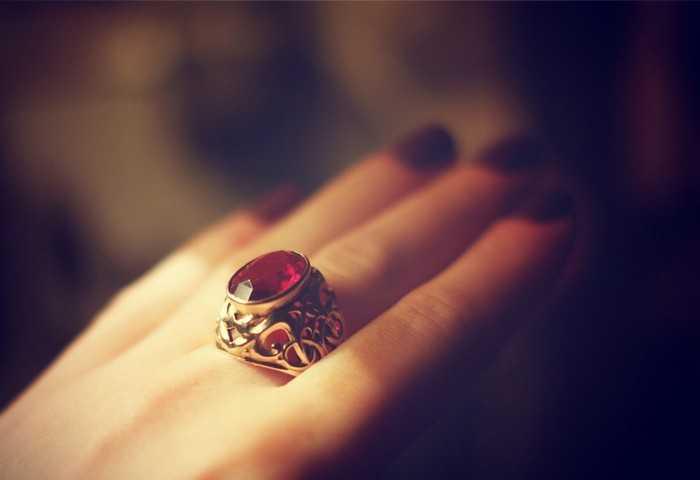 Если вам приснился перстень