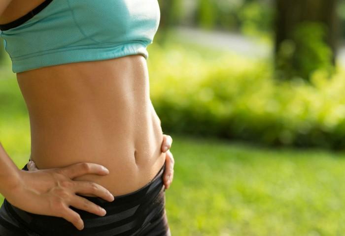 Маски для похудения живота