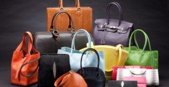 История создания сумки