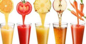 соки для детокса