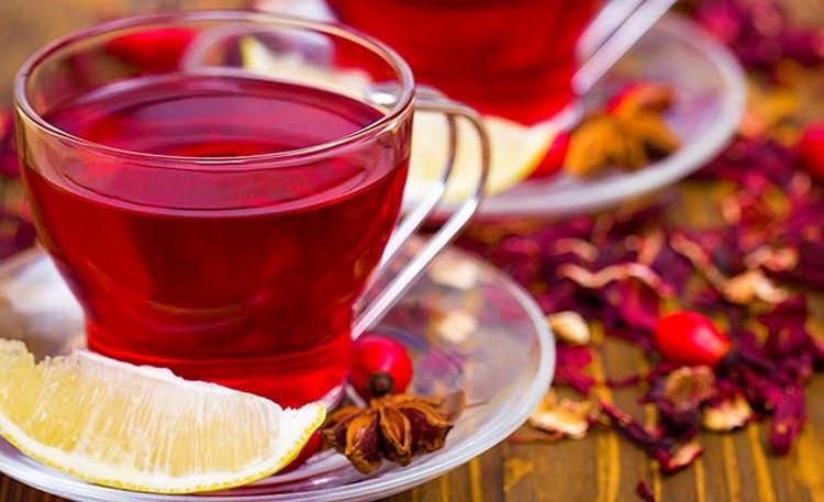 Чай каркаде: чем полезен, как заваривать, как пить