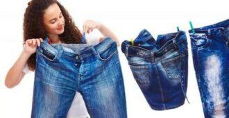 что делать если растянулись джинсы