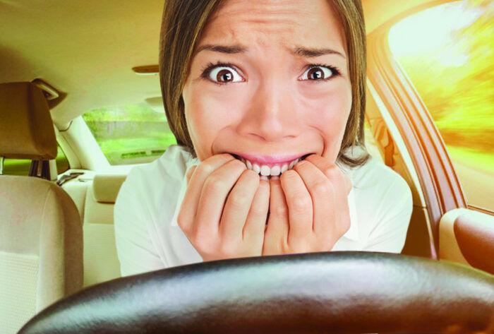 Фобия автомобилистов