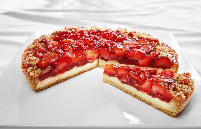 Диетические рецепты пирогов в духовке Торт из печенья