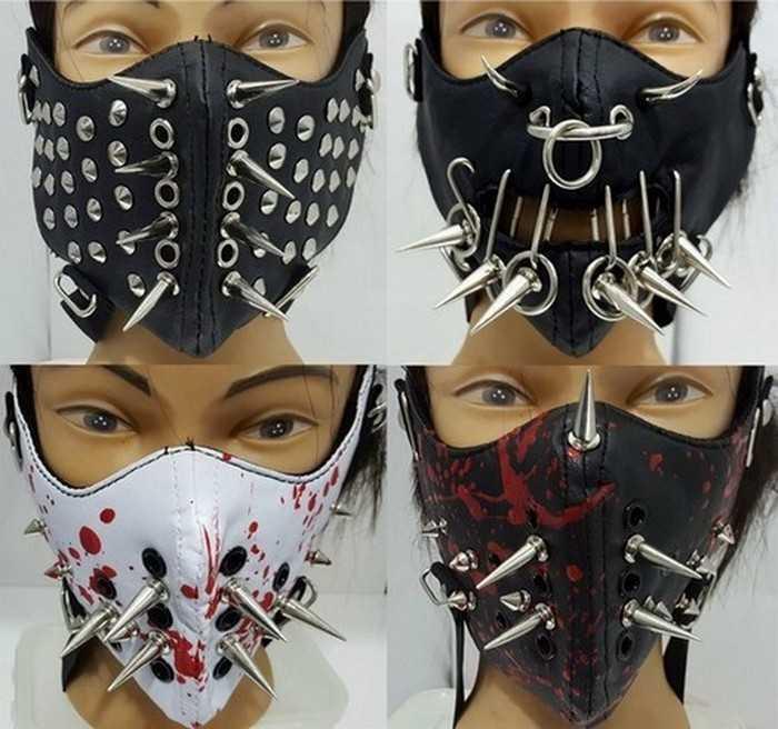 Как украсить медицинскую маску своими руками