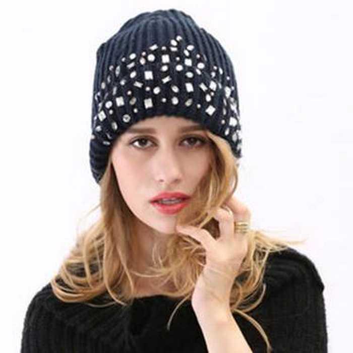 Оригинальные украшения для женской шапки своими руками