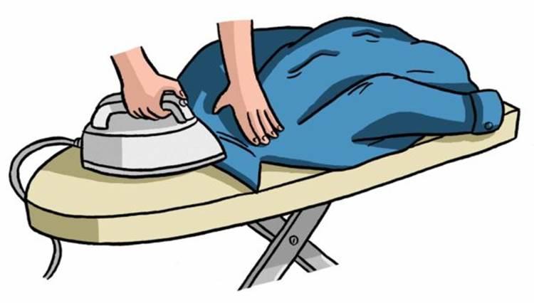Мастер-класс: как правильно гладить мужскую и женскую рубашку