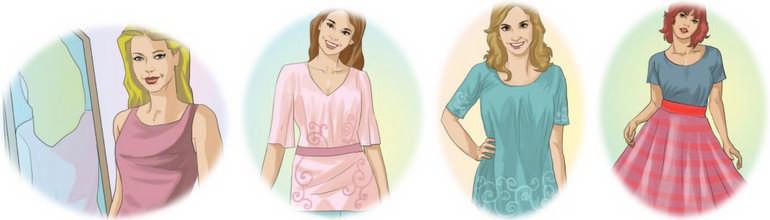 Как уменьшить грудь в домашних условиях: диеты, упражнения и секреты стилистов