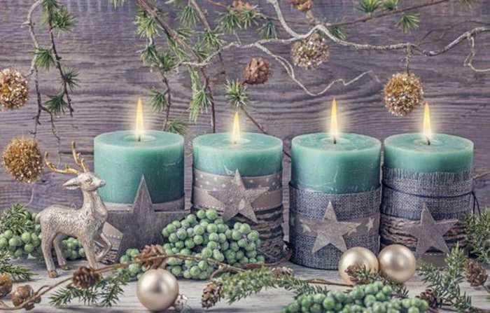Ментоловые свечи