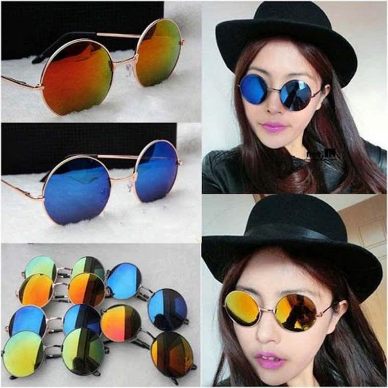 Модные аксессуары - солнечные очки