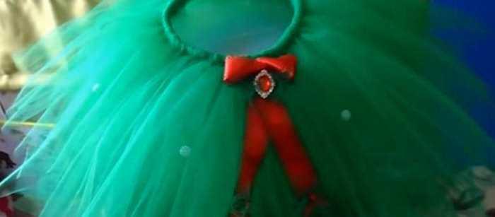 юбка пачка на резинке
