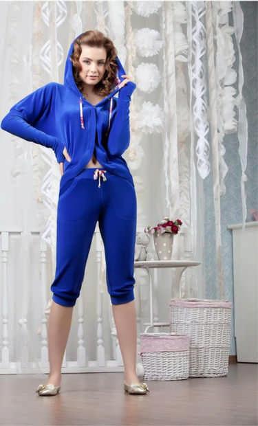 Удобная и красивая домашняя одежда для женщин