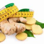 имбирь для похудения