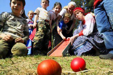 Красная Горка: приметы и обряды