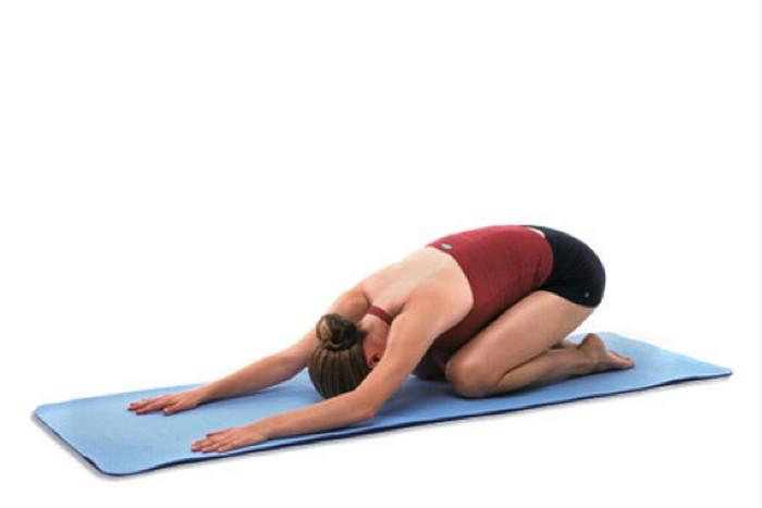 4 упражнения йоги для идеальной осанки