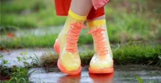 Ботинки для дождя